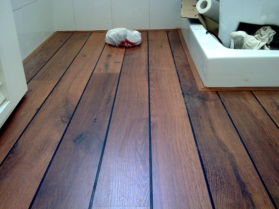 Foto suelo de ba o de revestimientos decorativos dm - Suelos de bano ...