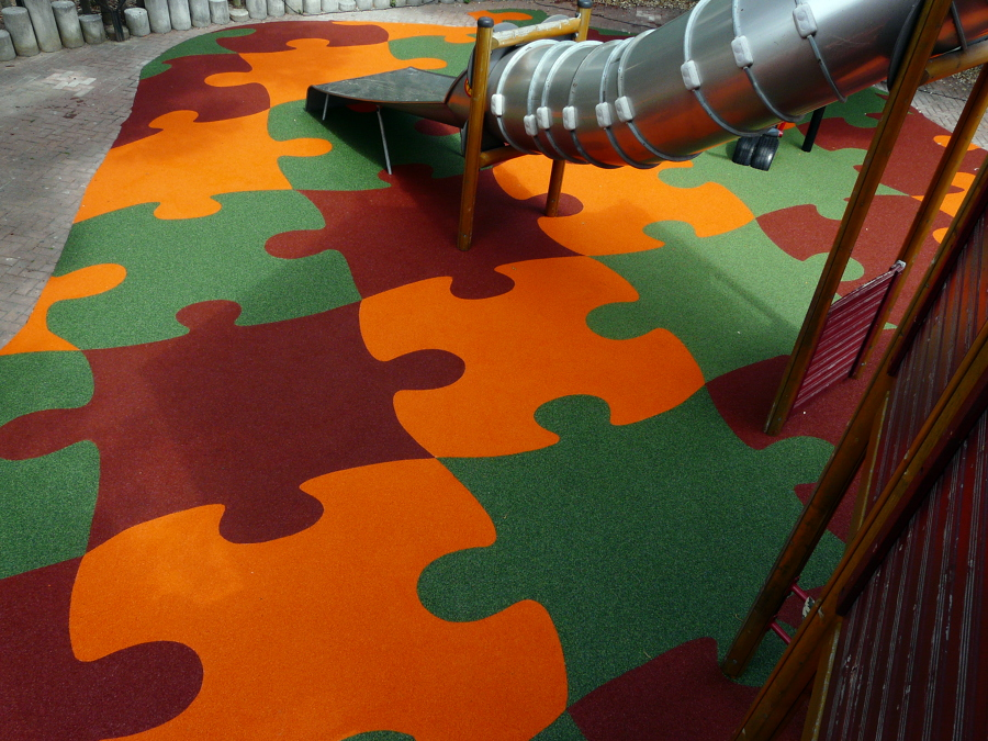 Foto suelo de caucho continuo dr play de dr play 451182 - Suelo de caucho ...