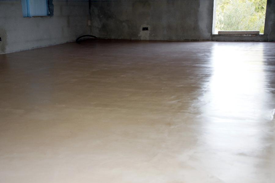 Foto suelo de microcemento de beny 132332 habitissimo - Precio del microcemento ...