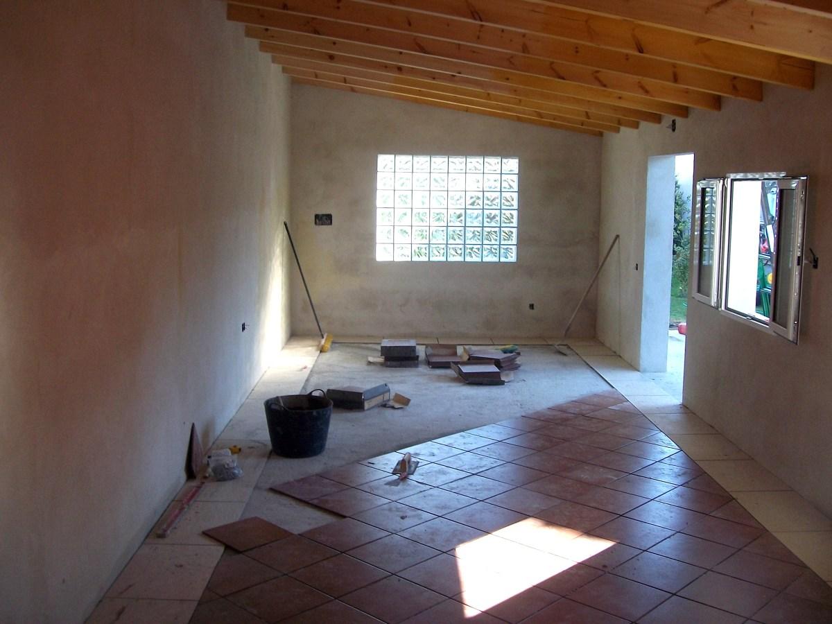 Foto suelo de plaqueta en merendero de 30 m2 nuevo segun - Suelos de plaqueta ...