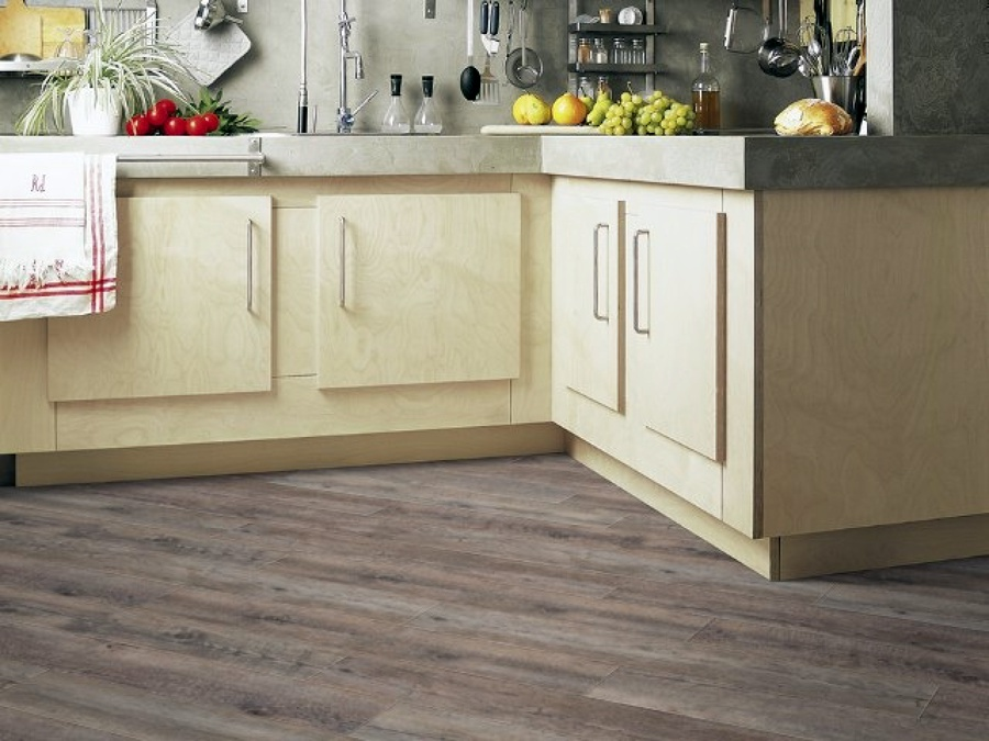 Foto suelo de pvc en cocina de rael decoraci n 455716 - Suelos de cocinas ...