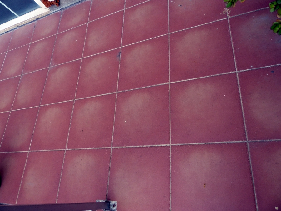 Suelo de terraza