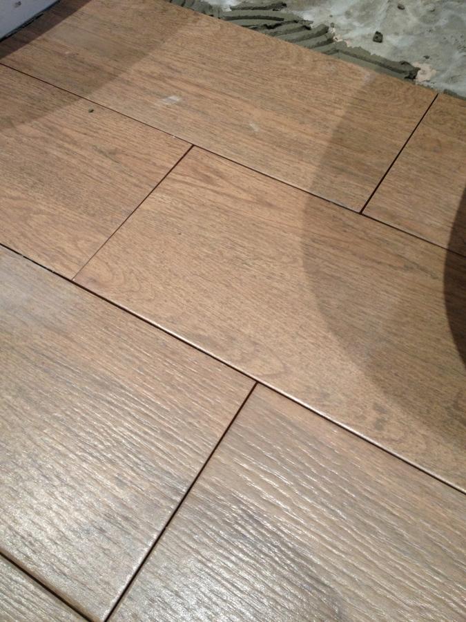 Foto suelo interior simulaci n madera de oskarstil decor 744710 habitissimo - Suelos madera interior ...