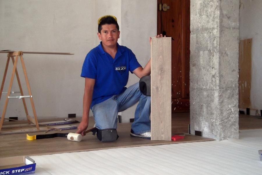 Foto suelo laminado de carpinteria san jose 149220 - Montaje suelo laminado ...