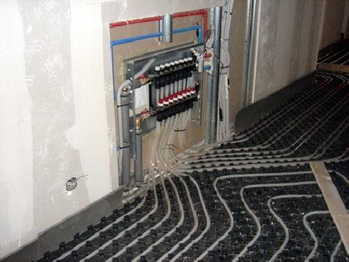 Foto suelo radiante de nuypa instalaciones s l 174165 - Suelo radiante aerotermia opiniones ...
