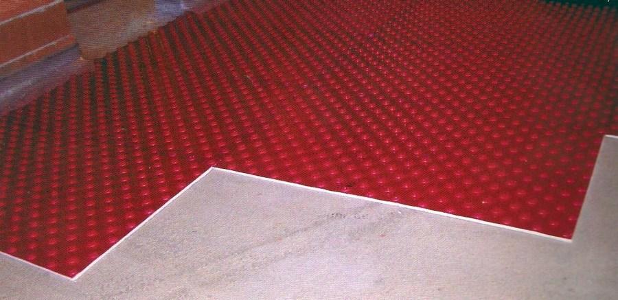 Foto suelo radiante de instalaciones coron 213305 - Suelo radiante aerotermia opiniones ...