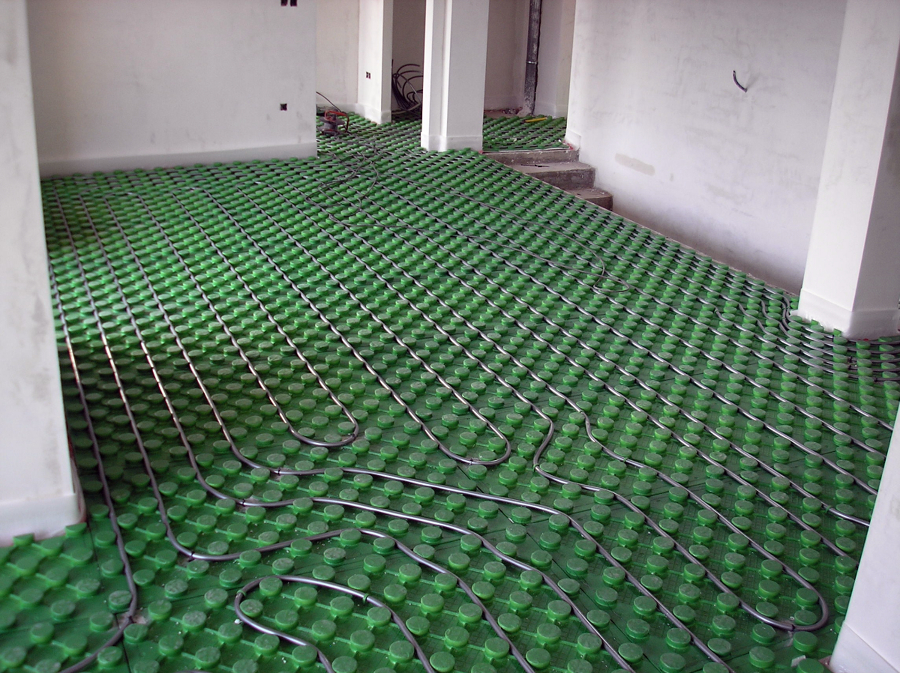 Foto suelo radiante de polyper geneve s l u 411665 for Presupuesto suelo radiante
