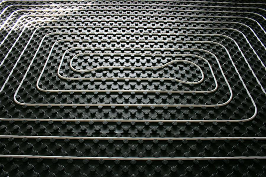 Foto suelo radiante por agua de instalaciones guill - Instalacion de suelo radiante por agua ...