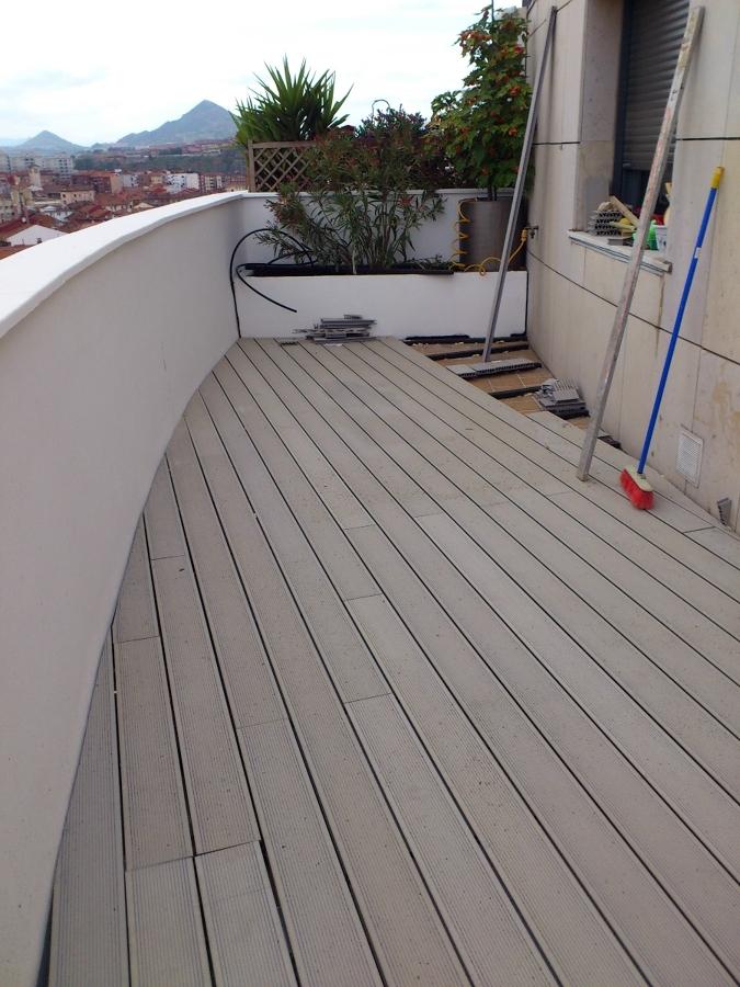Foto suelo relazzo terrazas de reformas arene 236472 - Suelo para terraza exterior ...