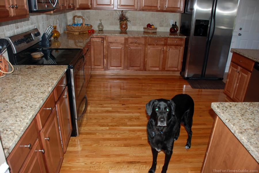 suelos laminados especiales para cocinas