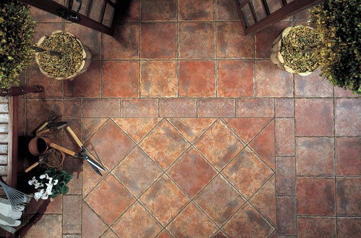 Foto suelos de construsan 316740 habitissimo - Suelos de ceramica rusticos ...