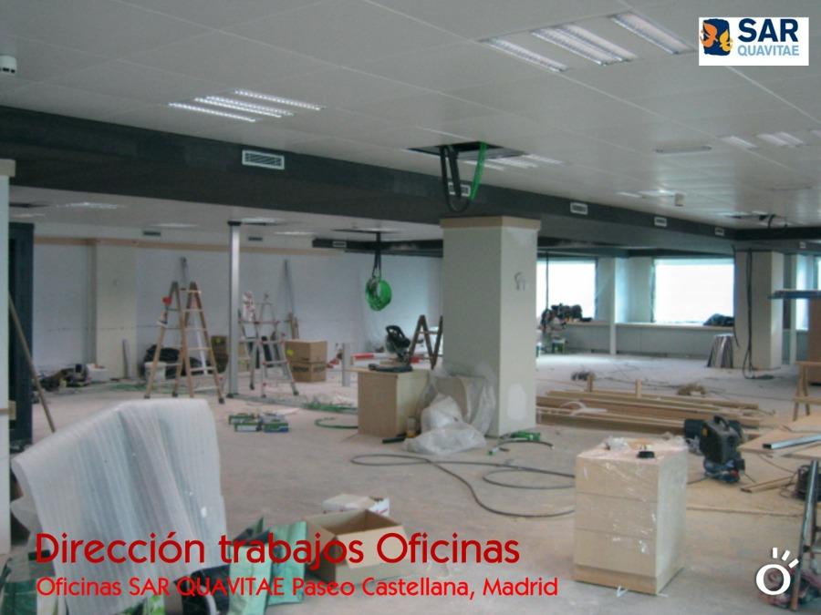 Foto supervisi n de trabajos oficinas sar de acemto for Oficinas de empleo valladolid