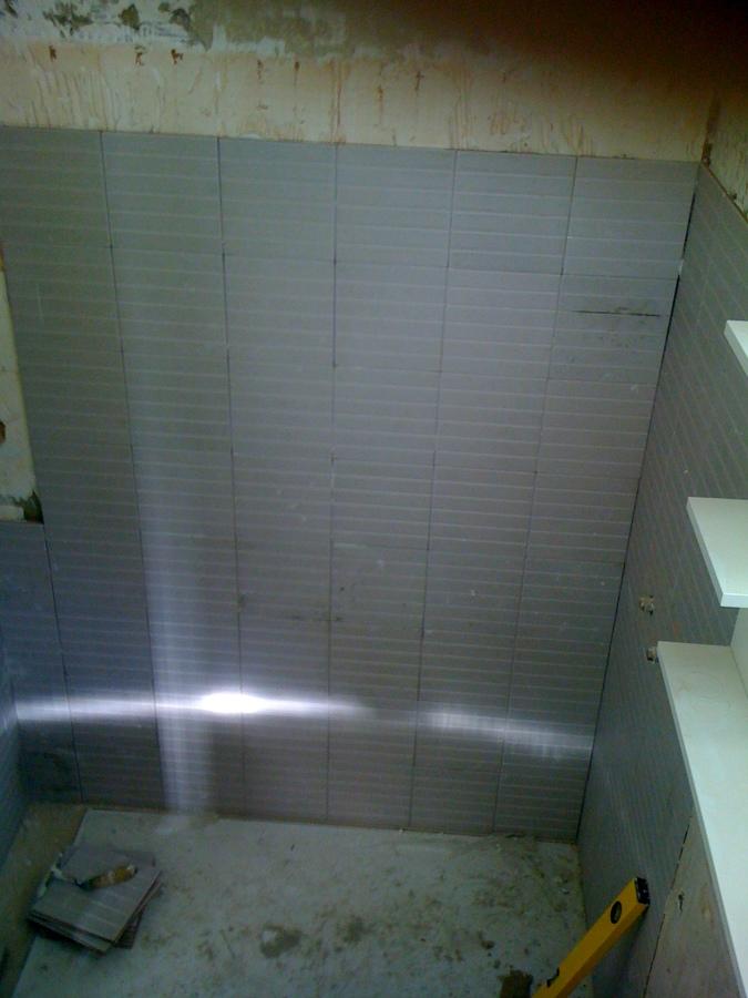 Sustitucion de bañera por plato ducha + mampara