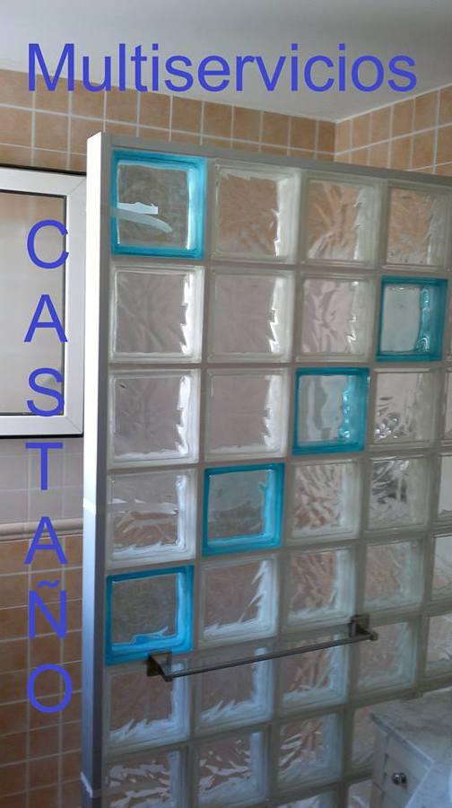 Foto Tabique En Ba O Con Cristal Cenicero De