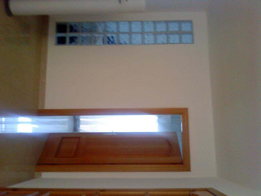 Foto tabique pladur con puerta y paved de moblesdiferents for Tabique puerta castorama