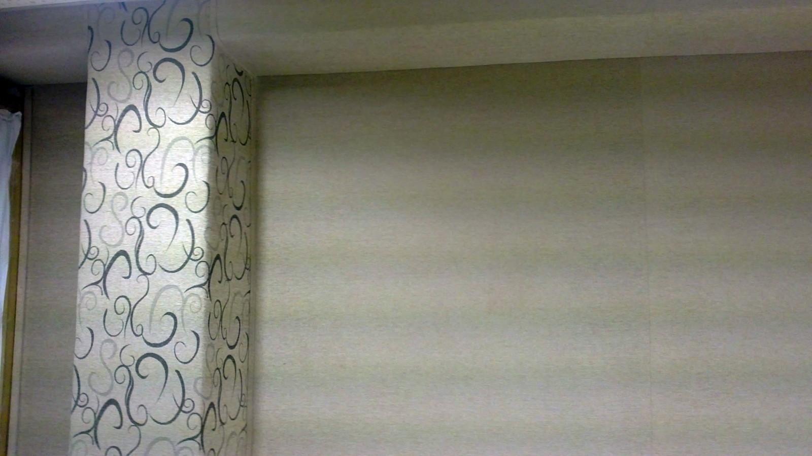 Foto tapizado de paredes y columnas de tam fer tapicerias - Tapicerias en sevilla ...