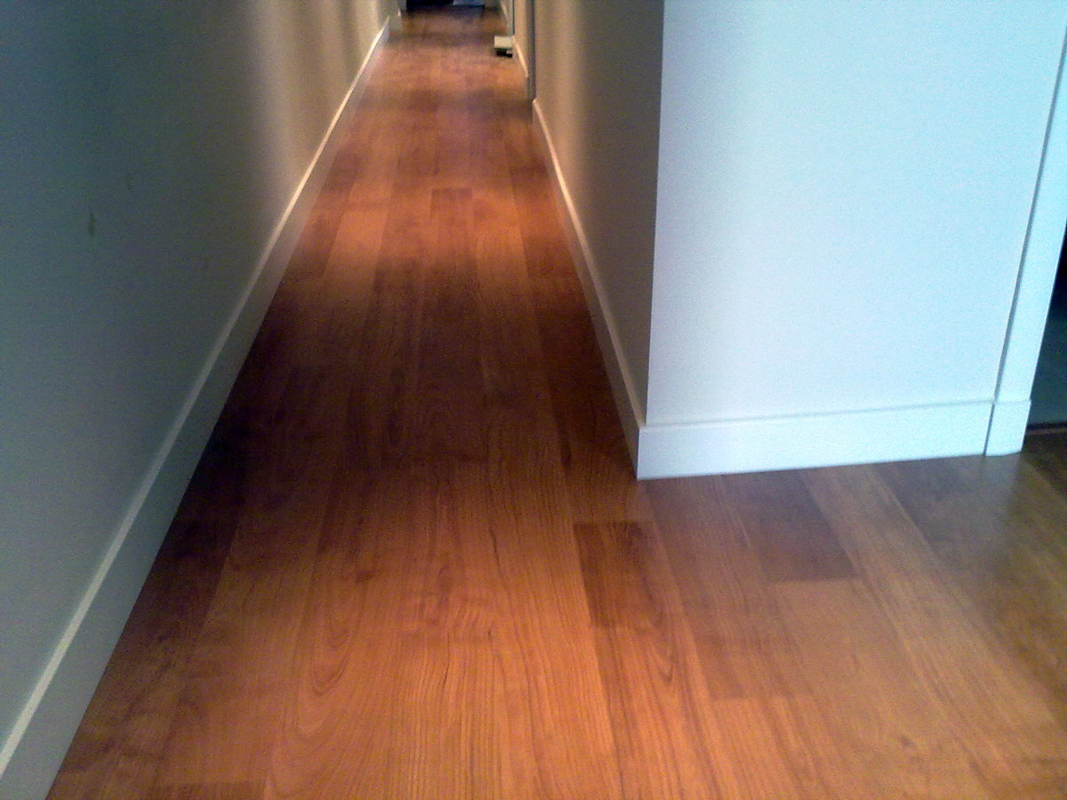 Foto tarima flotante imitacion a la madera de adg suelos de madera 224694 habitissimo - Tarima flotante de madera ...