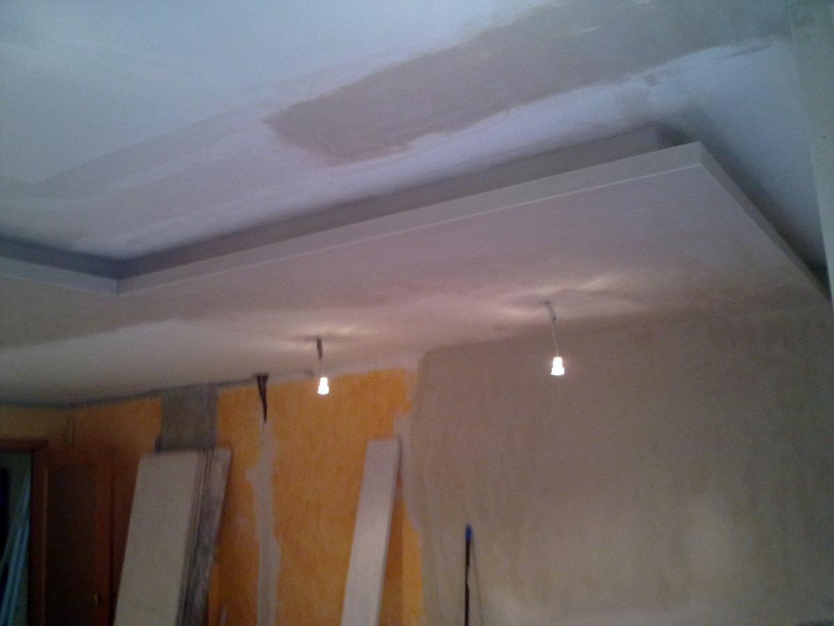 Luces indirectas para habitaciones en yeso imagui - Luces para techos bajos ...
