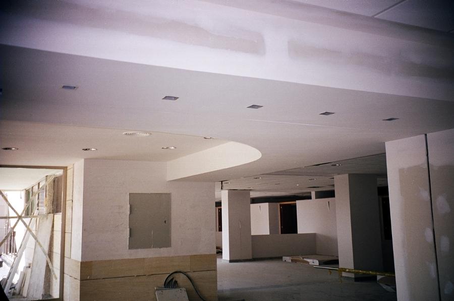 Foto techo continuo con foseado de xavier maso 299241 - Bajar techos con pladur ...