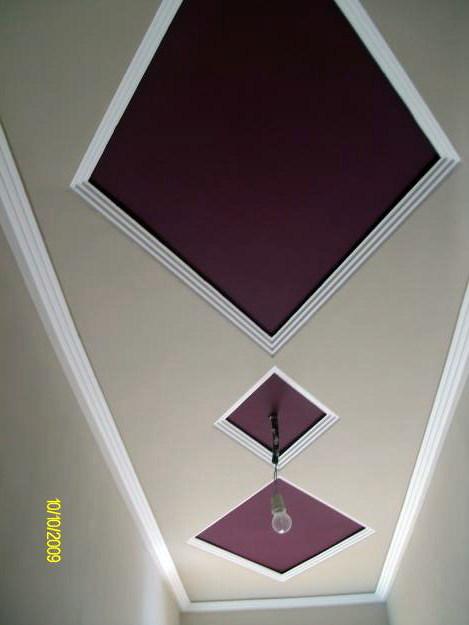 Foto techo de escayola de plakodur decoraciones 268219 - Precio moldura escayola techo ...