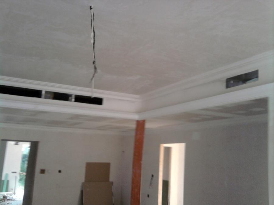techo decorado