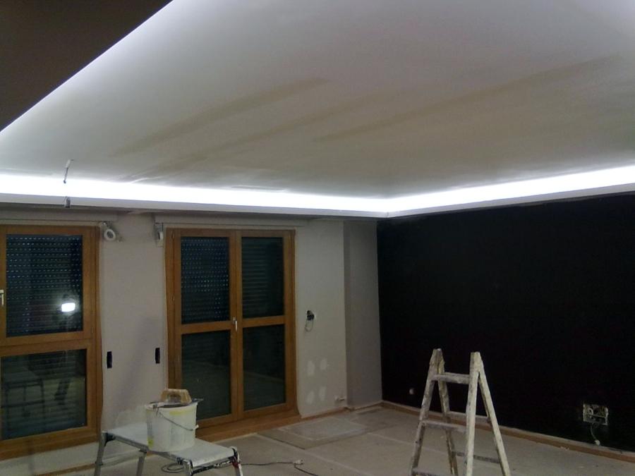 Foto techo decorativo dos alturas de ayensa 306862 - Falso techo decorativo ...