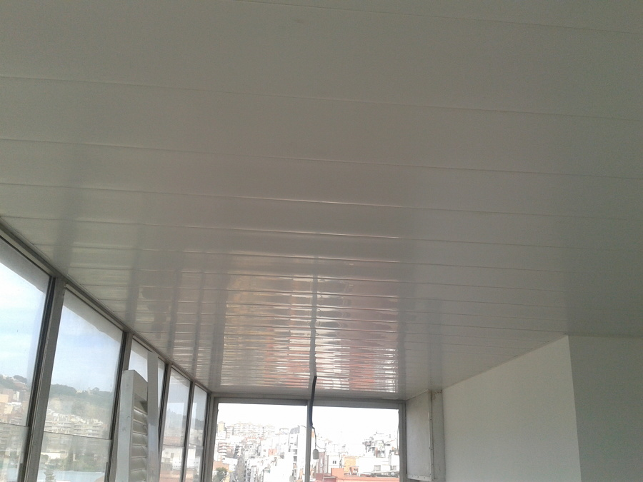 foto techo pvc de techos sabadell s l 624305 habitissimo