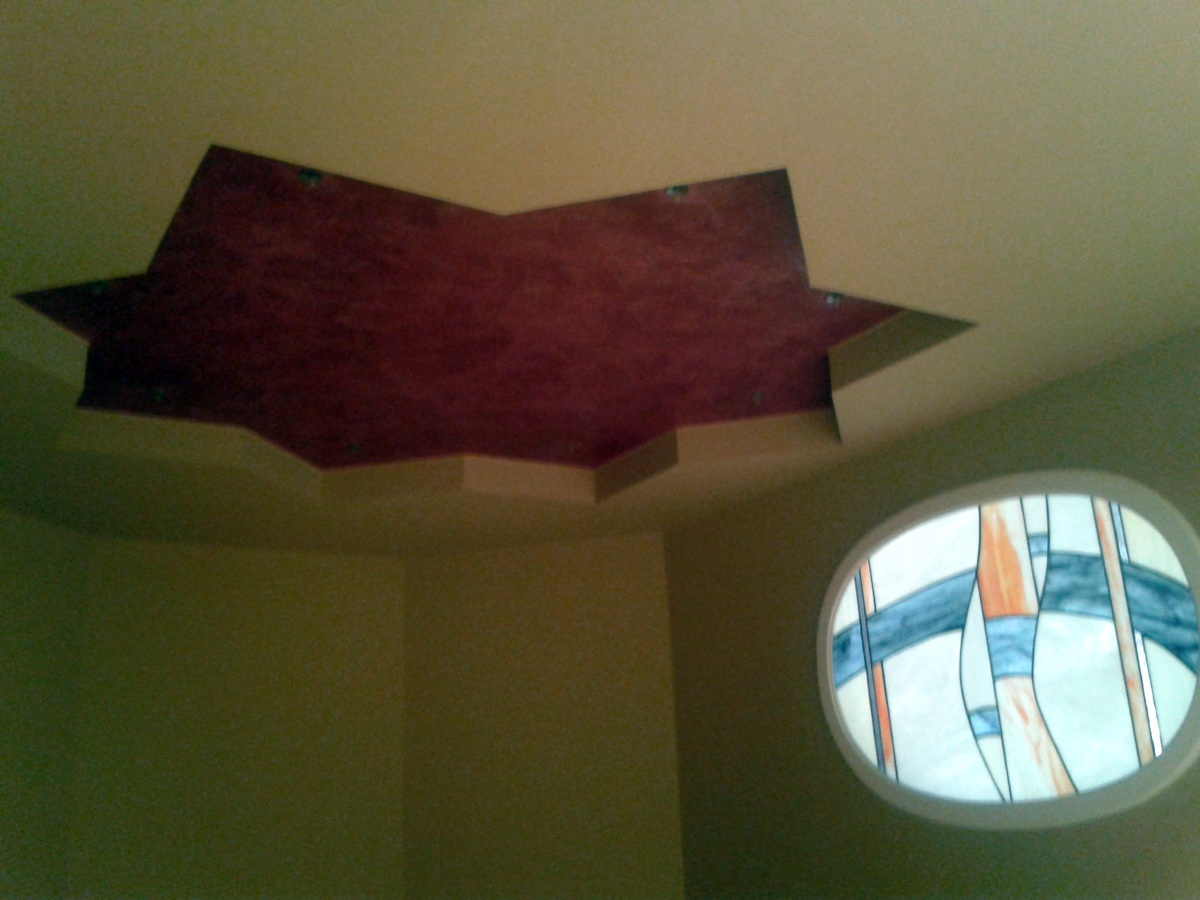 Foto techos decorados de construccionesfb 262905 for Techos decorados