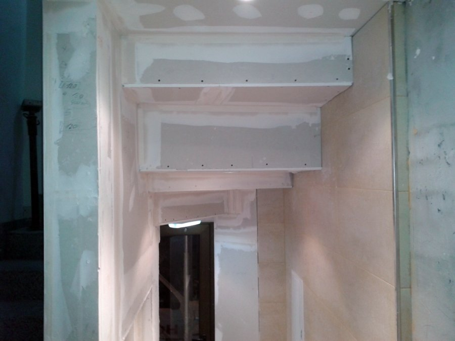 Foto techos para reformas en huecos de escalera de juan - Escaleras de techo ...
