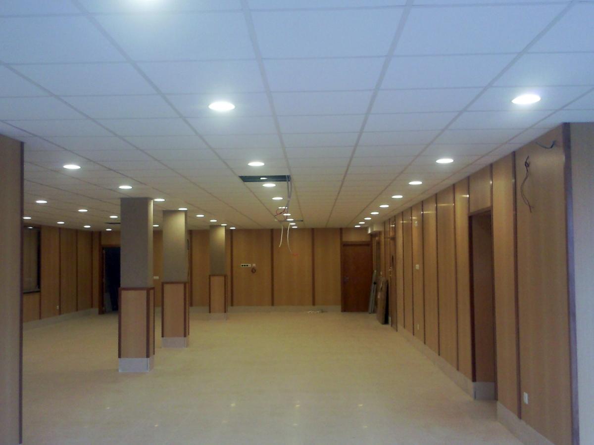 Foto techos registrables de j montajes de pladur 233132 habitissimo - Techos registrables pladur ...