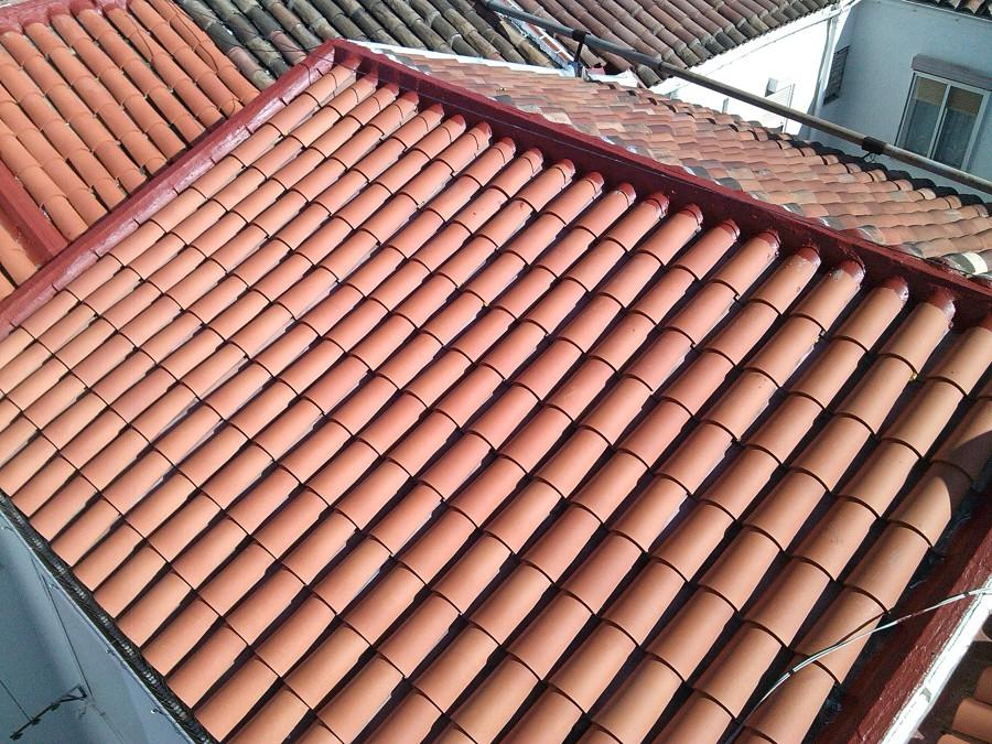 foto tejado nuevo de sanreforma s l 451631 habitissimo