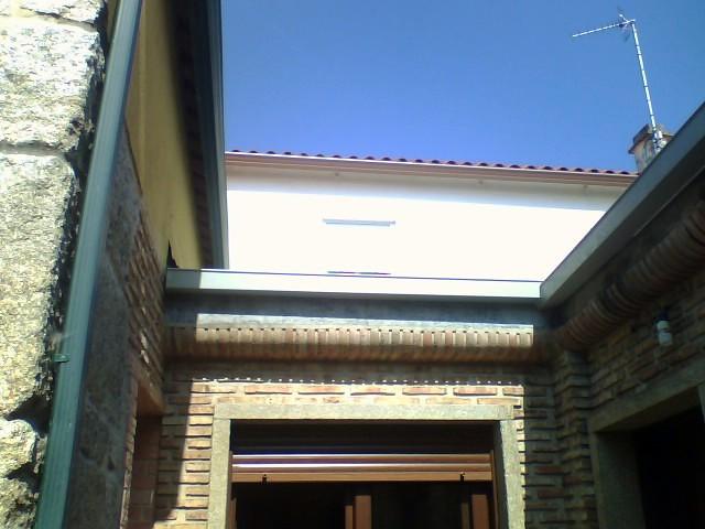 tejado simple