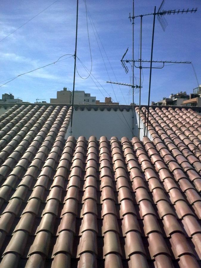 foto tejados teja rabe de construcciones avila c b