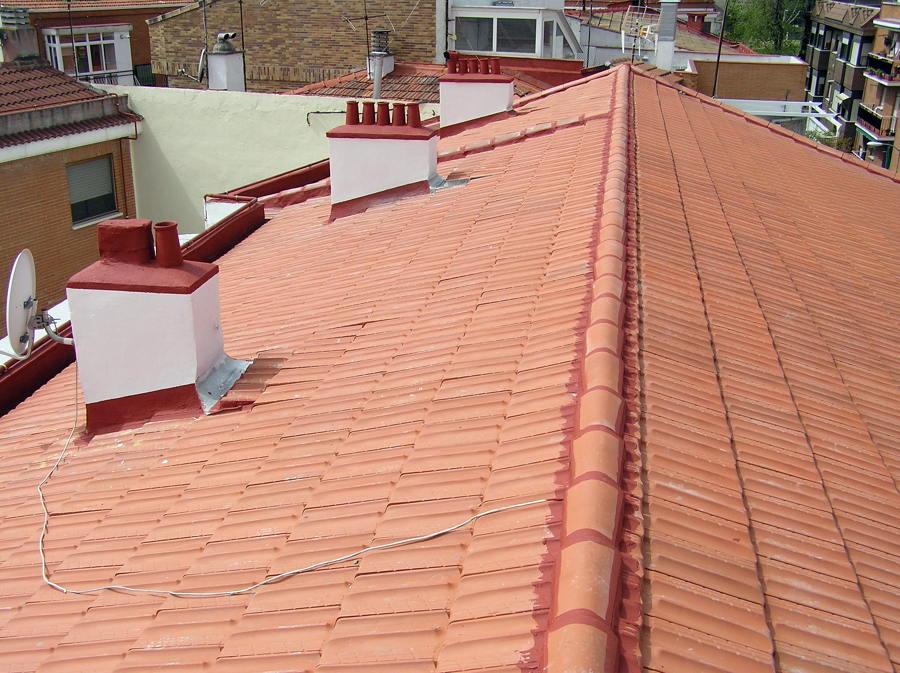 Foto tejados y cubiertas de mariopos sl 447692 habitissimo for Tejados y fachadas vizcaya