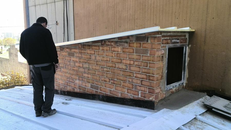Foto tejados y cubiertas de maxim 510005 habitissimo for Tejados y fachadas vizcaya