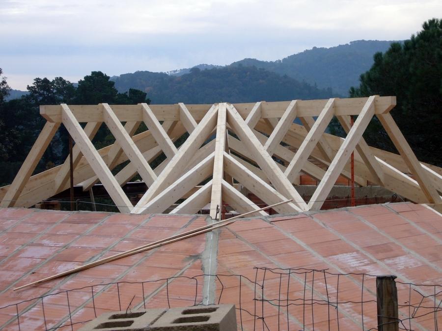 Foto tejados de frank pak estructuras y tejados 147803 for Tejados y fachadas vizcaya