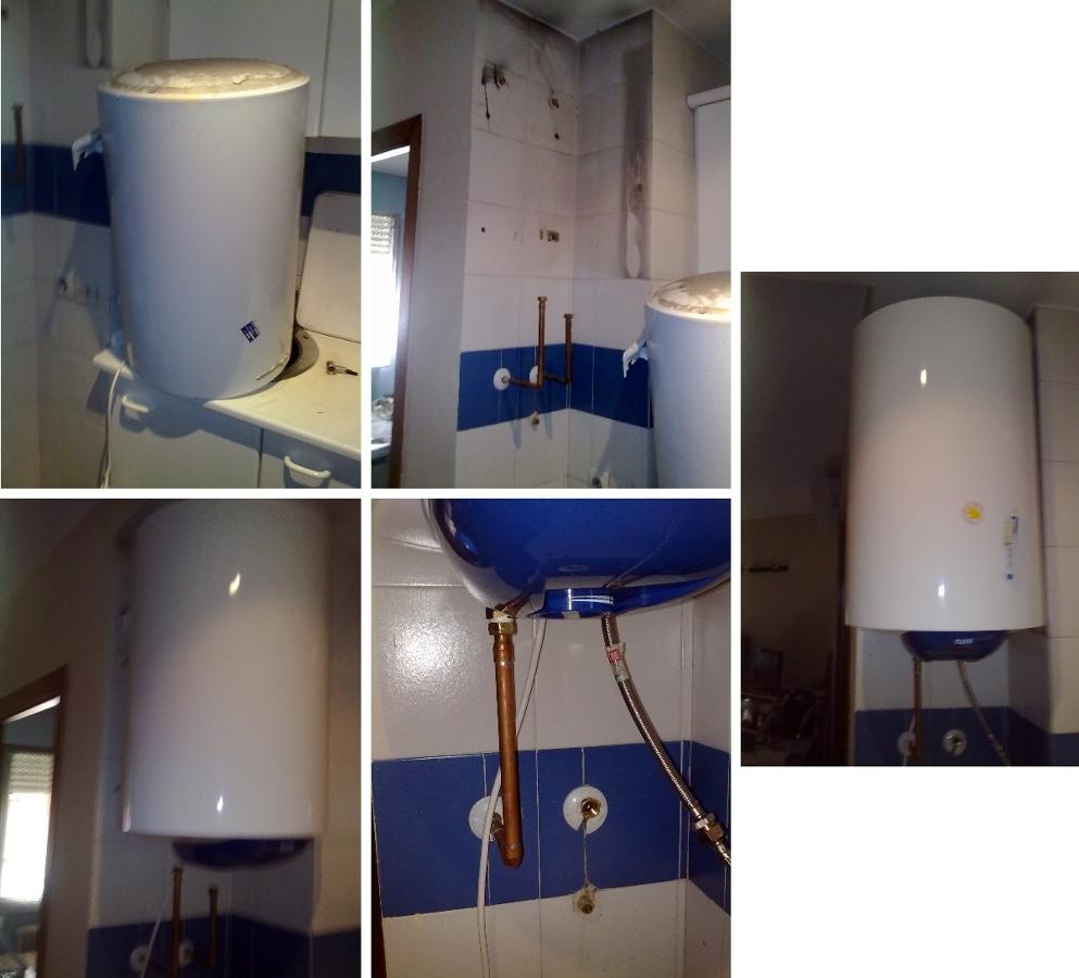 Foto termo electrico de manitas x horas 220526 habitissimo - Termo electrico agua ...