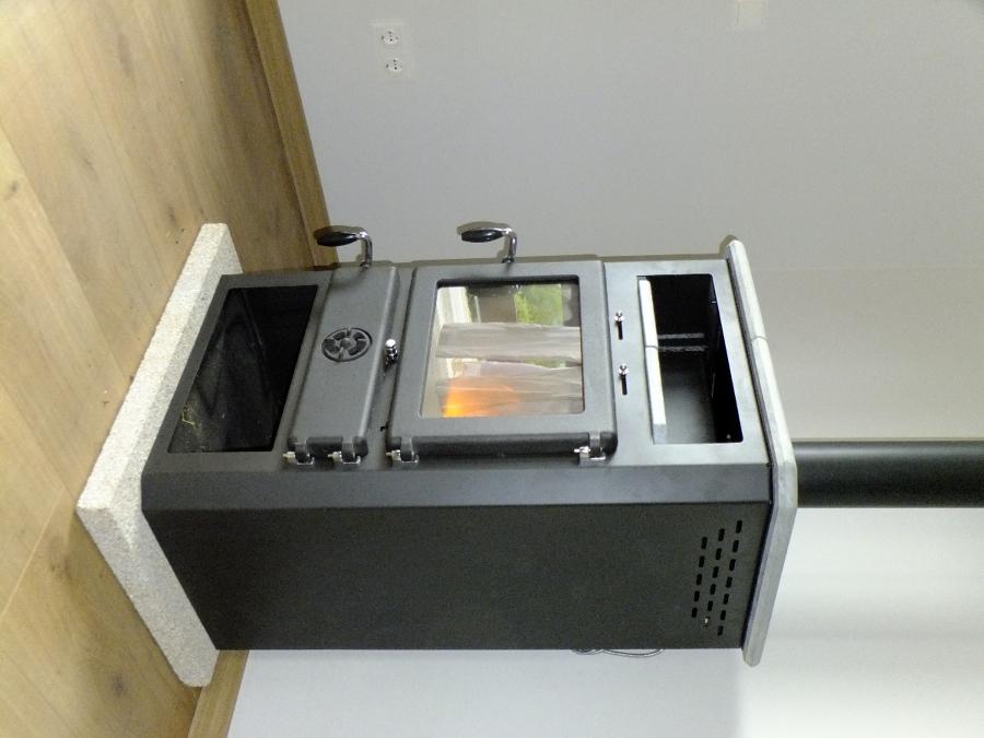 Foto termo estufa de le a de polyper geneve s l u - Estufa de lena para radiadores ...