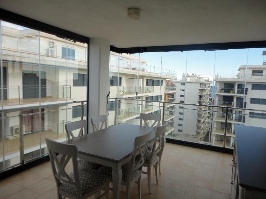 Foto terraza cerrada de toldos mare nostrum 237480 for Precio cerramiento terraza
