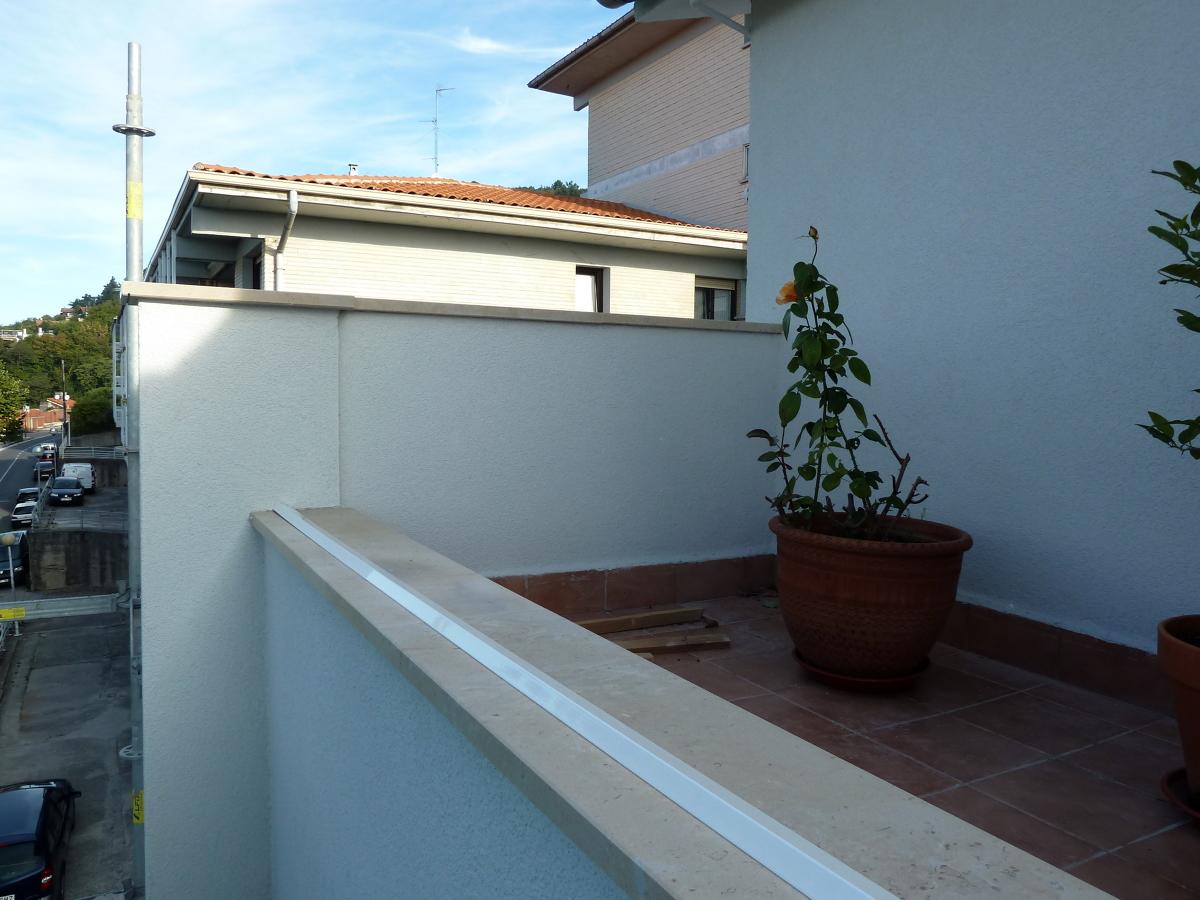 Foto terrazas y balcones de grupo nortesa 189426 - Terrazas y balcones ...