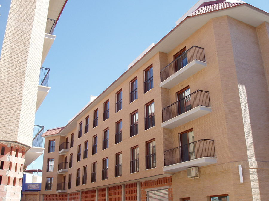 61 Viviendas, Locales, Trasteros y Garaje en Archena, Murcia
