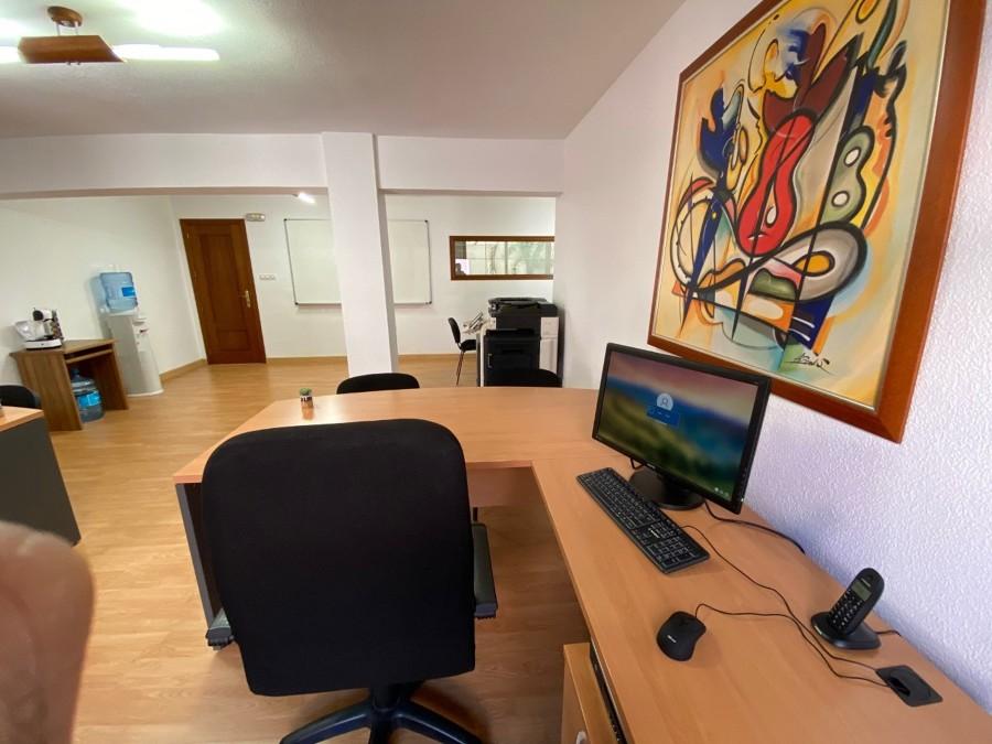 Mesa de administración