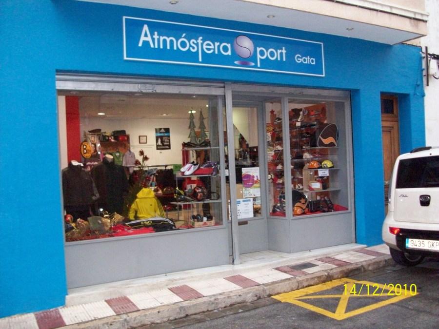 Tienda Admosfera Sport.