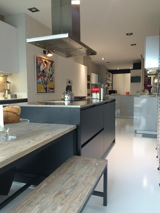 Foto tienda estudio de terr n estudio iterr n 754010 - Cocinas santos ourense ...