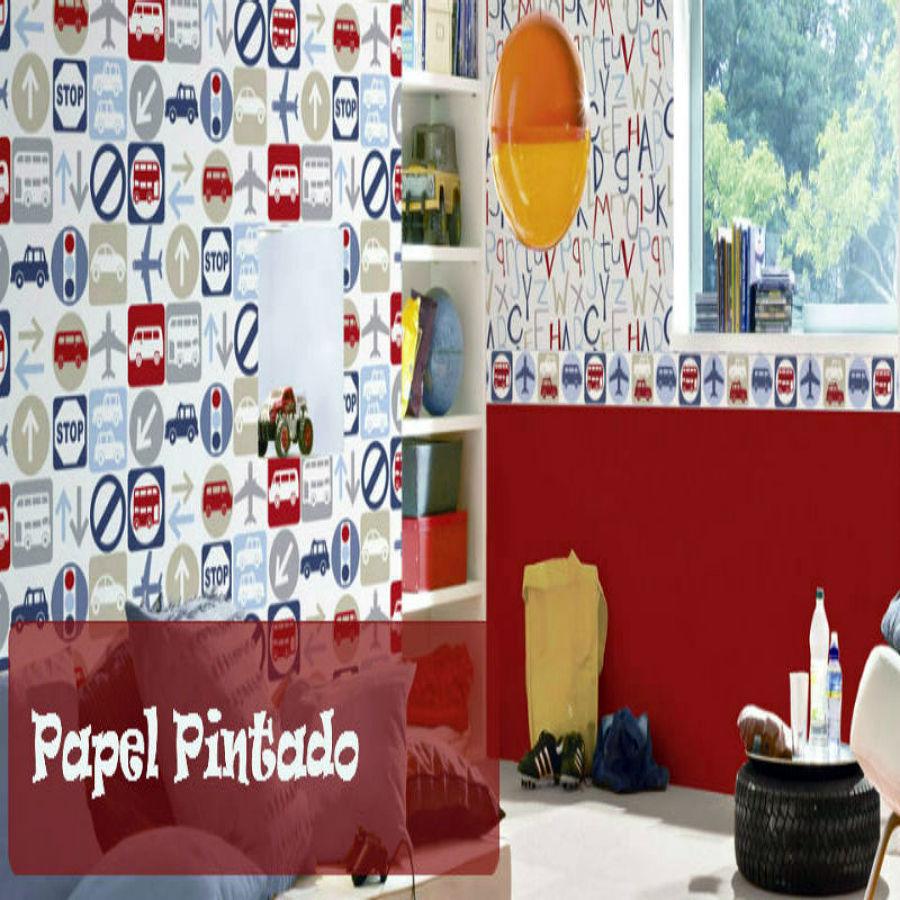 Foto tienda online de papel pintado de - Papel pintado coruna ...