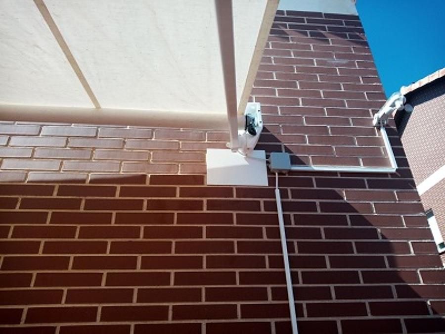 Sensor Sol /viento para toldo