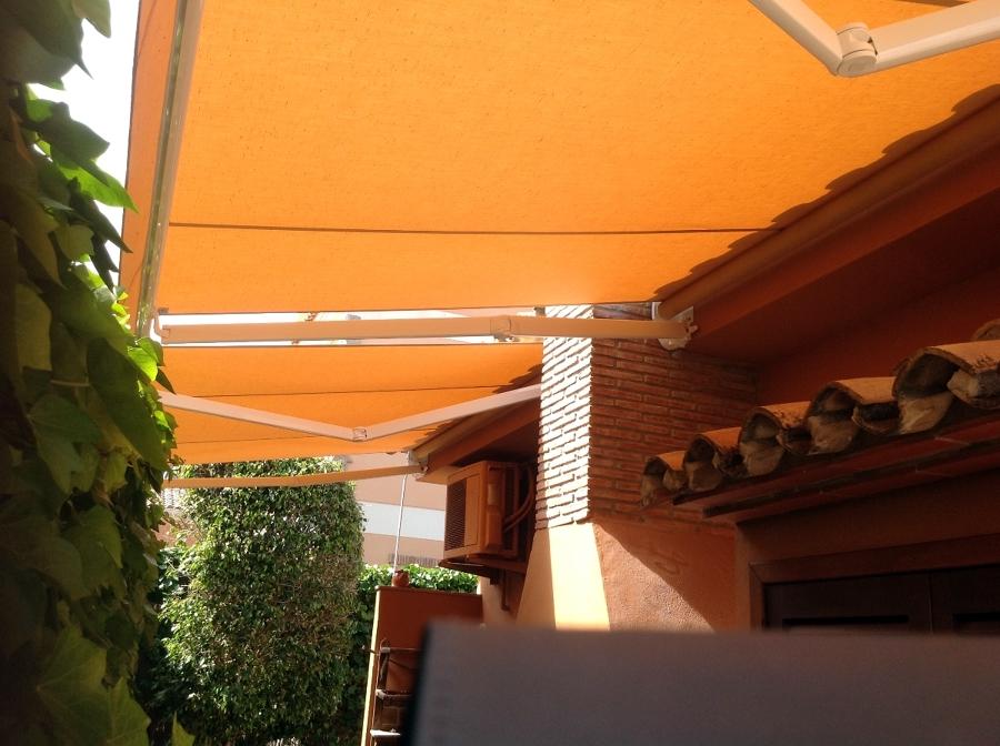 Foto toldo extensible de toldos mare nostrum 239089 - Toldos en pontevedra ...