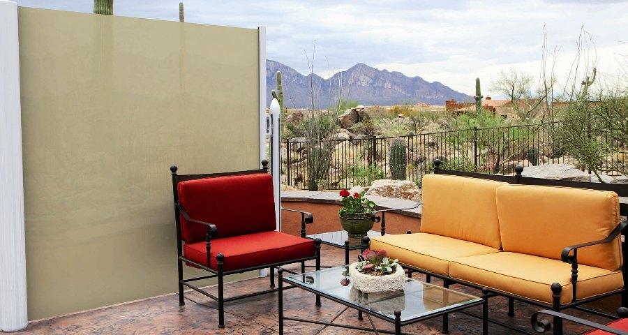 Foto toldo horizontal de toldos mediterr neo 257092 for Toldo horizontal terraza
