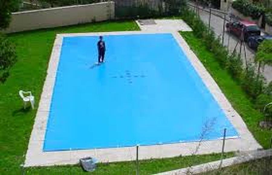 Foto toldo piscina 3 de carpinteria de aluminio y pvc - Toldo para piscina ...