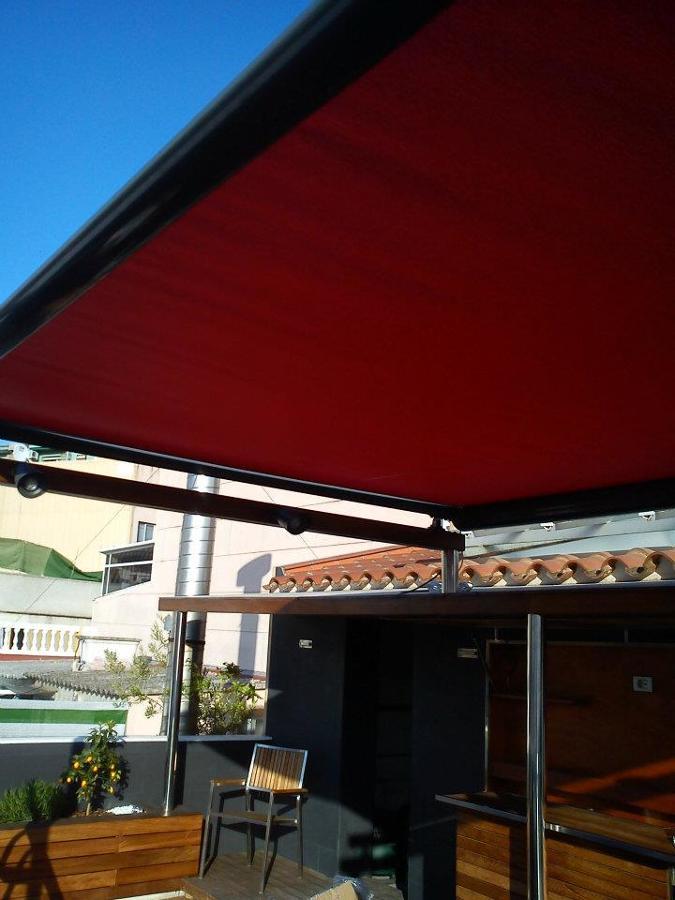 Foto Toldo Veranda De Toldos Y Aluminios Catalunya